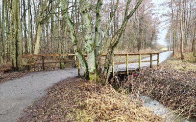 Udførsel af skovbroEspergærde